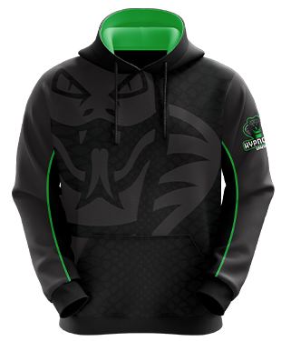 Esports Hoodie without Zipper thumbnail